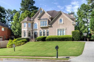 Alpharetta Single Family Home New: 6270 Deerwoods Trl