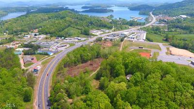 Towns County Commercial New: Highway 76/515/17 #14.12 Ac