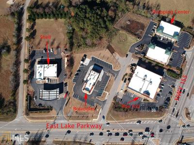 McDonough Commercial For Sale: East Lake Pky And Hwy 155