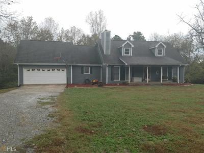 Gainesville Single Family Home New: 3362 Burton Mill