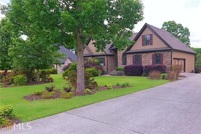 Winder Single Family Home For Sale: 322 Junction Ct