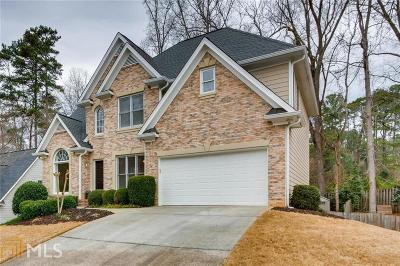 Roswell Single Family Home Under Contract: 5015 Ashurst Dr