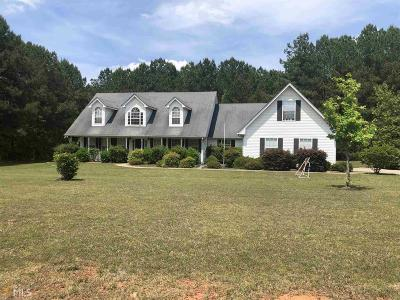 Williamson Single Family Home New: 633 Deer Run