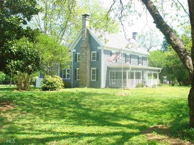 Walton County Single Family Home For Sale: 5551 Bold Springs Rd