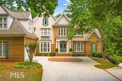 Johns Creek Single Family Home For Sale: 1025 Abingdon Ln