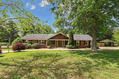 Coweta County Single Family Home For Sale: 874 Herring Rd