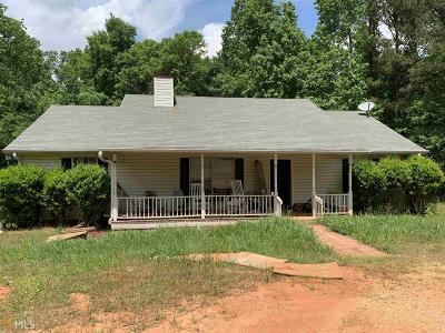 Ellenwood Single Family Home For Sale: 4826 Stagecoach Rd