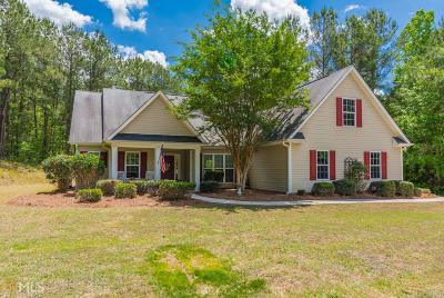 Senoia Single Family Home Under Contract: 338 Meadows Dr