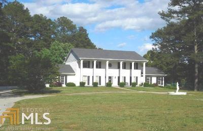 Fayetteville GA Single Family Home New: $525,000