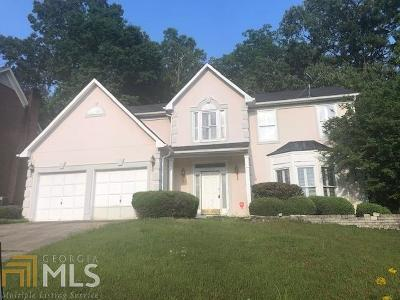 Stone Mountain Single Family Home For Sale: 802 Southland Pass