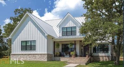 Ellenwood Single Family Home New: 1458 Fairview Rd