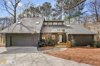 Roswell Single Family Home For Sale: 4226 Burns Heritage Trl
