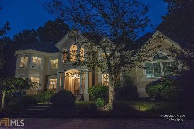 Peachtree City Single Family Home For Sale: 64 Smokerise Pt