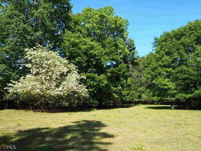 Winder Residential Lots & Land For Sale: 501 Argonne Rd