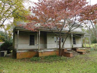 Hart County Single Family Home New: 143 Benson St