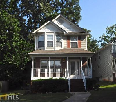 Scottdale Single Family Home For Sale: 3630 E Ponce De Leon Ave