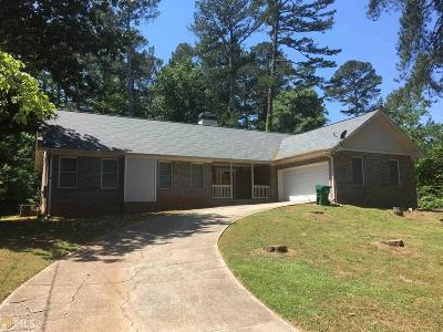 Lithonia Single Family Home New: 6465 Gids Ct
