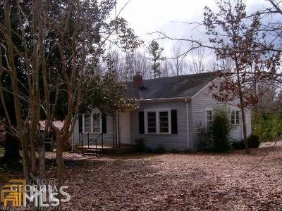 Moreland Single Family Home For Sale: 4345 S Hwy 27 Alt