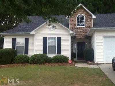 Fayetteville Single Family Home New: 11765 Fairway Overlook #34