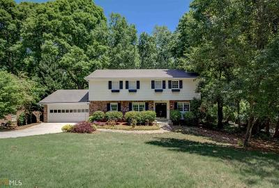 Lilburn Single Family Home New: 678 Planters Row
