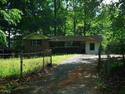 Rex Single Family Home New: 5930 Meadowview Rd