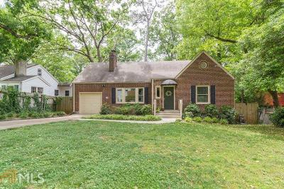 Decatur Single Family Home For Sale: 465 Chevelle Ln