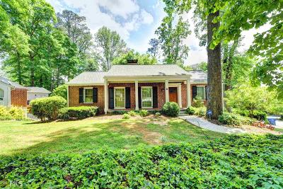 Single Family Home For Sale: 341 Meadowbrook Dr