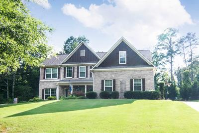 Loganville Single Family Home New: 2520 Lois Ct
