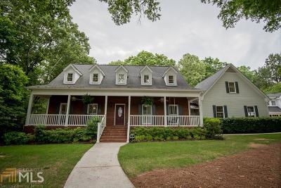 Rockdale County Single Family Home New: 965 Sundew Dr