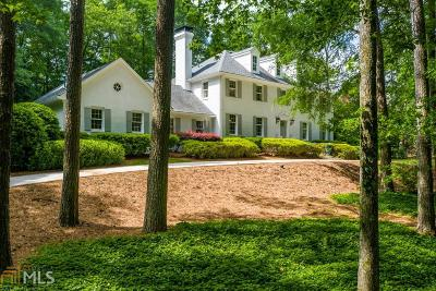 Vinings Single Family Home New: 4536 Polo Ln