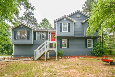 Euharlee Single Family Home Under Contract: 608 Amberwood Pl