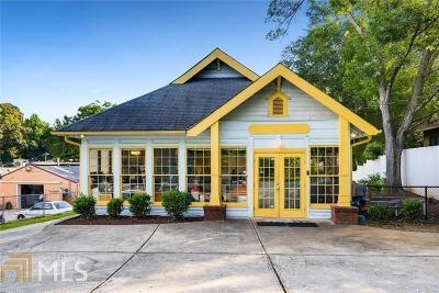 Stone Mountain Commercial For Sale: 1104 Ridge Ave
