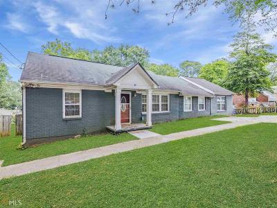 Decatur Single Family Home New: 2396 Lynn Iris Dr