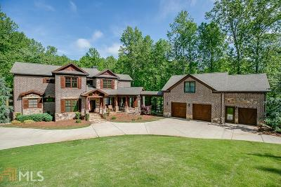 Buford Single Family Home For Sale: 3601 Shoreland Dr