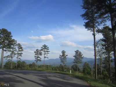 Blairsville Residential Lots & Land New: Mile High Dr #Lot 14