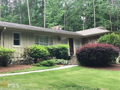 Acworth Single Family Home For Sale: 5963 Fords Rd
