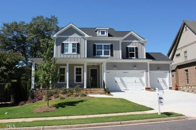 Kennesaw Single Family Home New: 4861 Gresham Ridge
