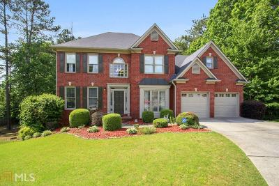 Suwanee Single Family Home New: 612 Windgrove Ln