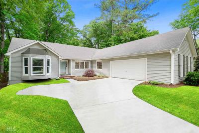 Roswell Single Family Home For Sale: 4225 Mabry Rd