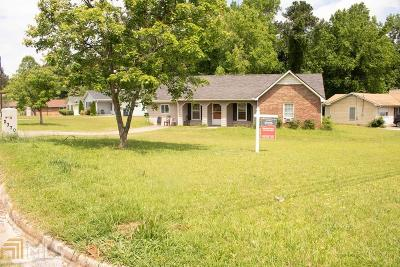 Ellenwood Single Family Home For Sale: 2370 Old Rex Morrow Rd