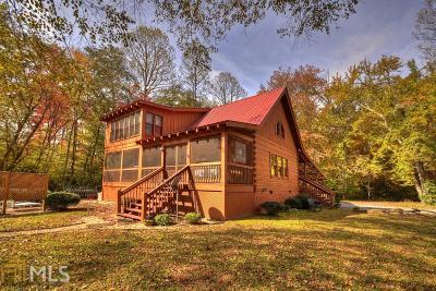 Fannin County Single Family Home For Sale: 650 Blackberry Dr