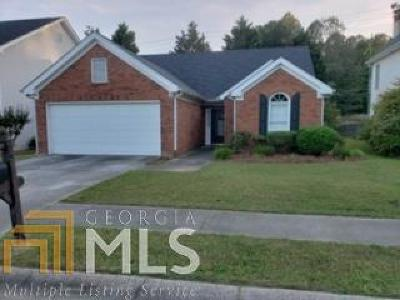 Fayetteville Single Family Home New: 85 Woodgate Dr