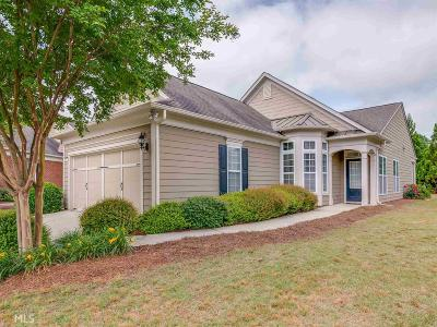 Griffin Single Family Home New: 101 Spider Lily