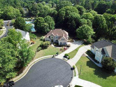 Alpharetta Single Family Home New: 2110 Jennifer Oaks