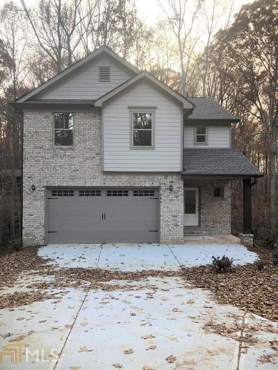 Buford Single Family Home New: 3724 Leisure Ct
