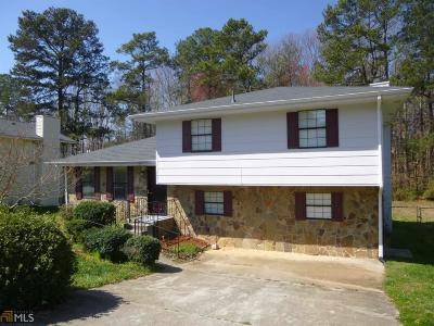 Ellenwood Single Family Home For Sale: 5957 Dan Dr