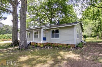Senoia Single Family Home New: 252 Johnson St