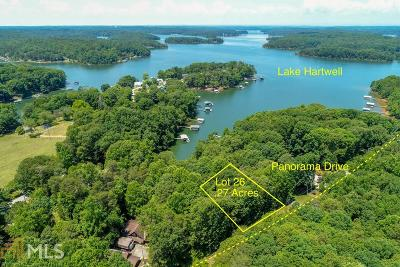 Lavonia Residential Lots & Land For Sale: Panorama Drive #Lot 26