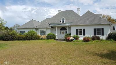 Loganville Single Family Home New: 3345 N Sharon Church Rd