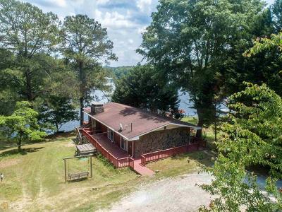 Conyers Single Family Home New: 2411 NE Lakeshore Dr